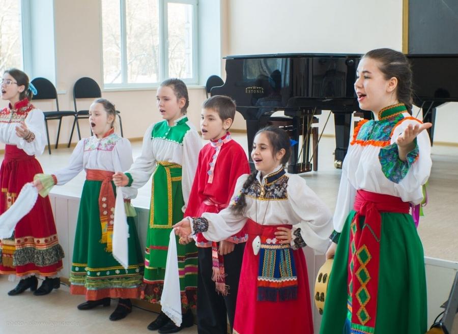 Сохранение культурного наследия через приобщение дошкольников к детскому фольклору