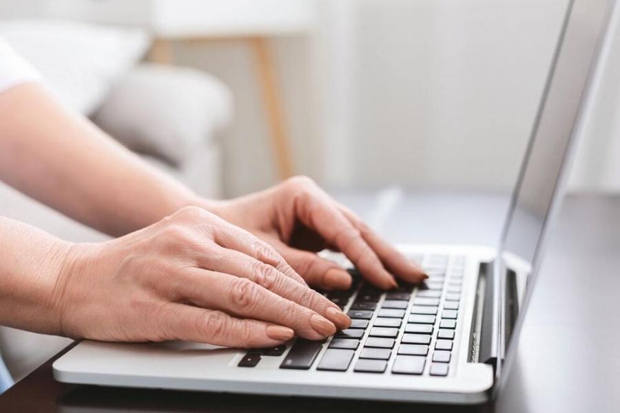 На сайте ПФР можно дистанционно подать заявление о добровольной уплате страховых взносов