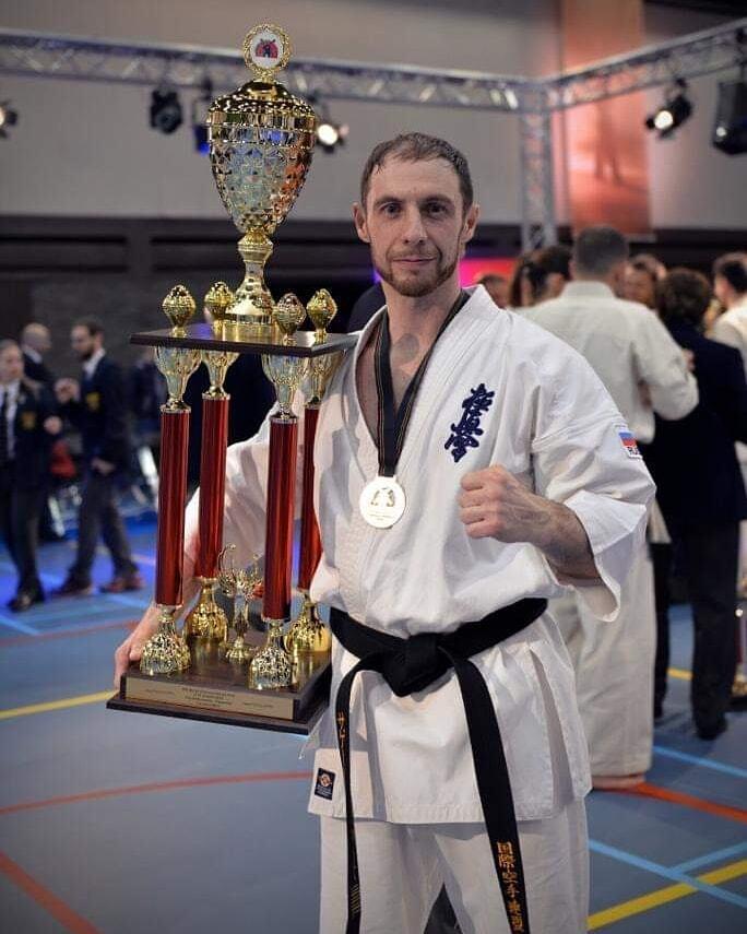 Сергею Шагееву присвоено звание Мастер спорта России международного класса