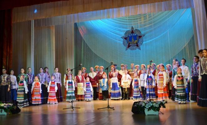 Конкурс-фестиваль «Салют, Победа!»