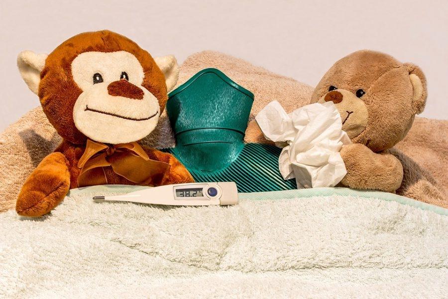 Информация о заболеваемости ОРВИ и гриппом