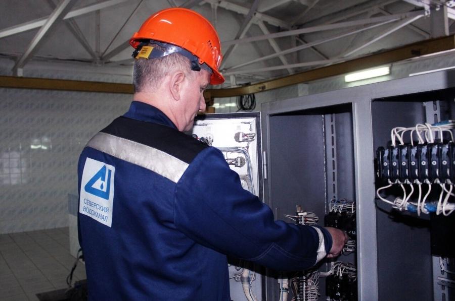 Северский водоканал уведомляет о проведении плановых работ по промывке городской водопроводной сети