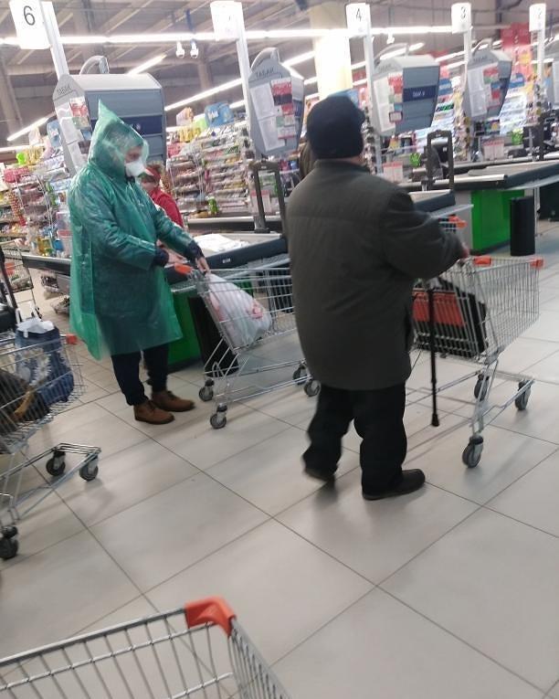 Сегодня в Мармелайте дождливо