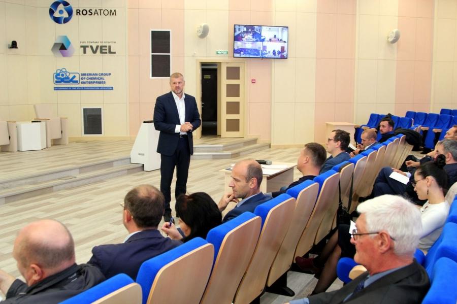 В ТОР «Северск» зарегистрирован четвертый резидент