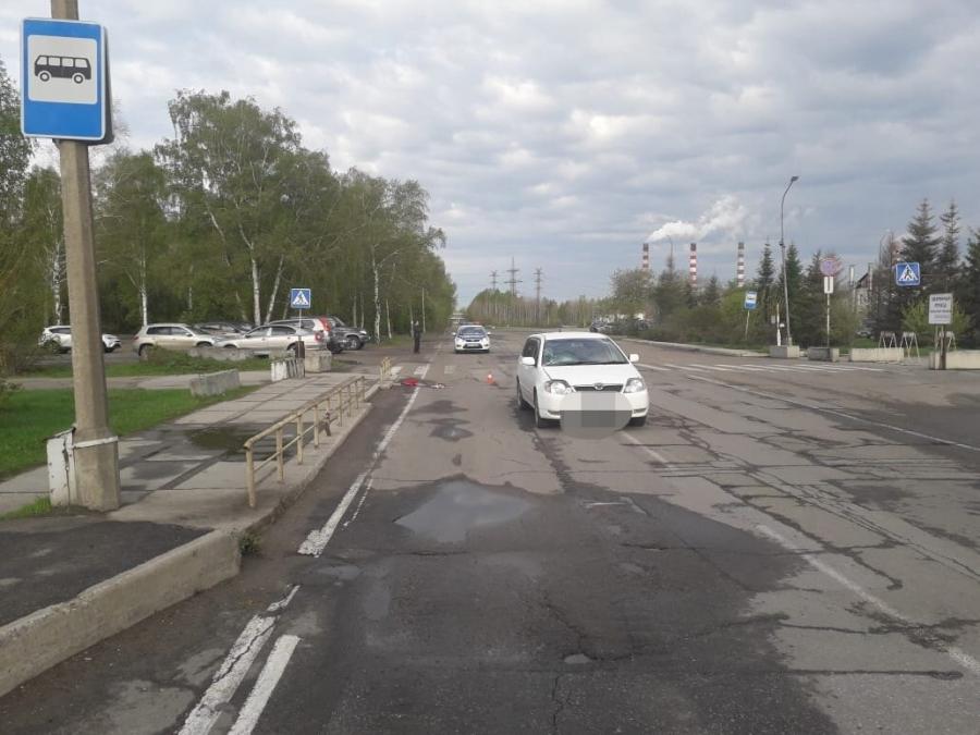 Требуется помощь очевидцев дорожно-транспортного происшествия
