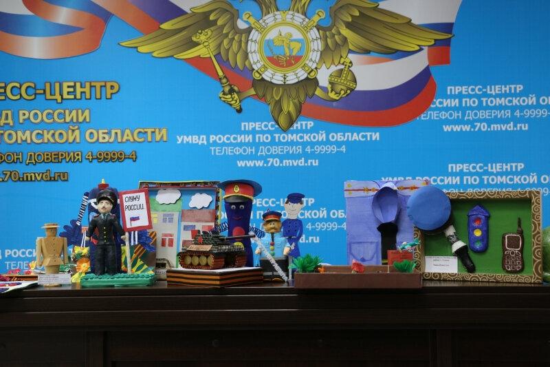 Конкурса детского творчества «Полицейский Дядя Степа»
