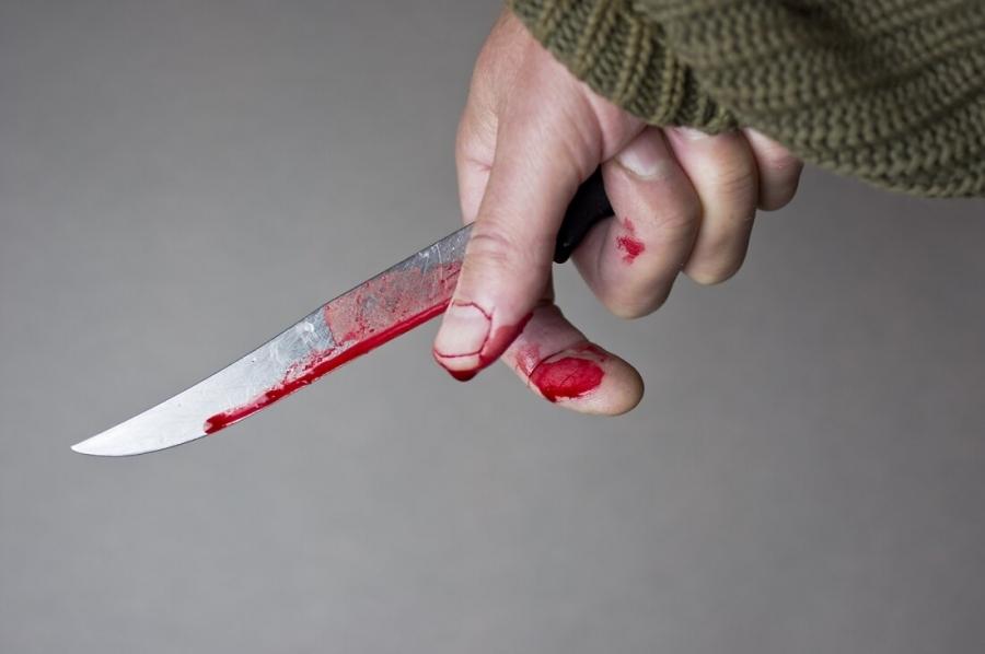 Северчанка напала на сожителя с ножом из-за курения в доме