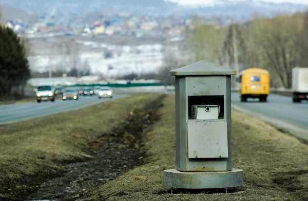 На автодороге Томск – Самусь установят комплексы фотовидеофиксации