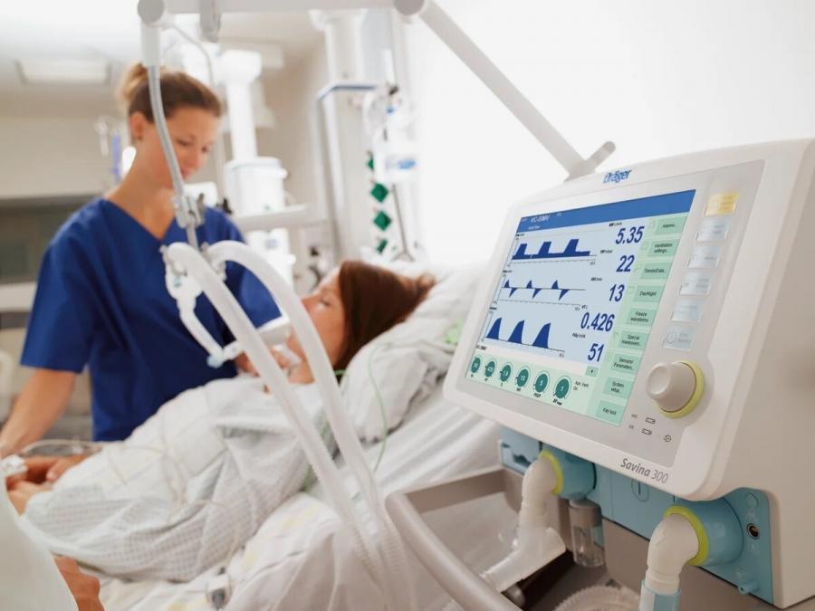 За период пандемии кислородная поддержка понадобилась 165 заболевшим коронавирусом в Томской области