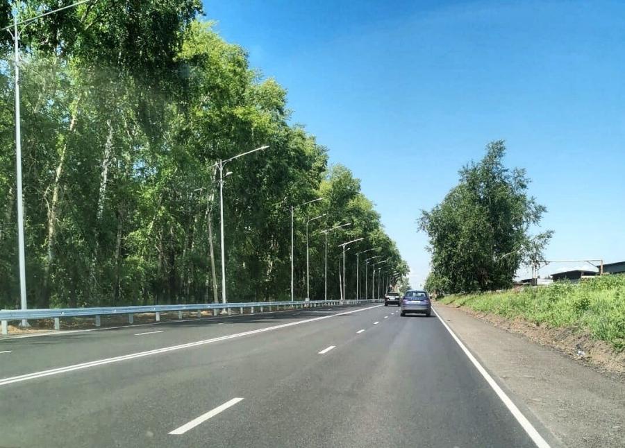В Северске завершается ремонт дорог по нацпроекту «Безопасные и качественные автомобильные дороги»