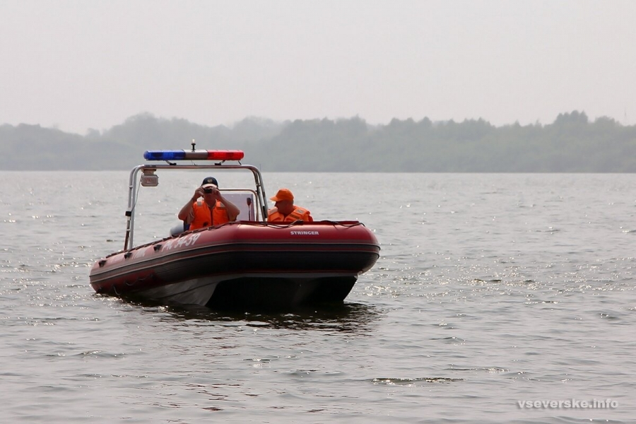Три несчастных случая на воде произошли в Томской области за день