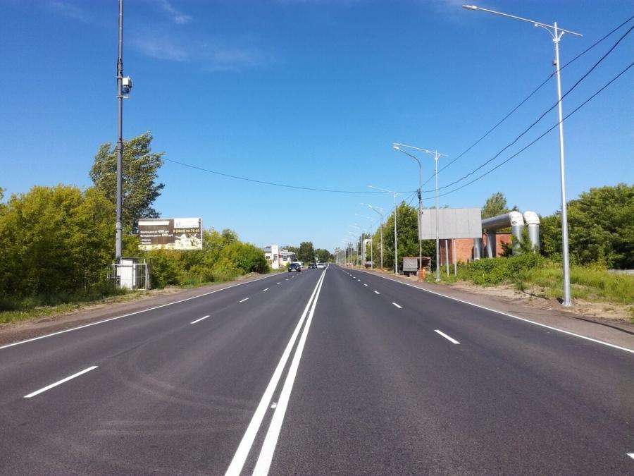 Северск первым в Томской области выполнил годовой план национального проекта «Безопасные и качественные автомобильные дороги»