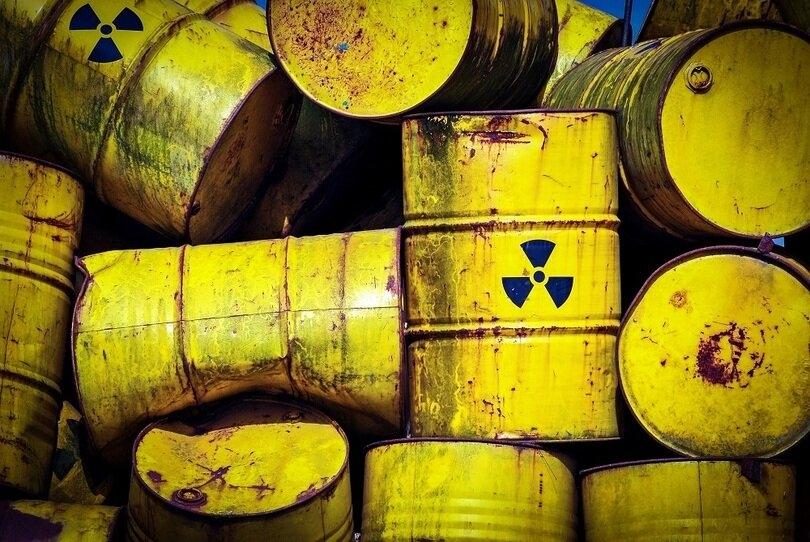 Из Амстердама в Россию отправилось судно, на борту которого около шестисот тонн ядерных отходов