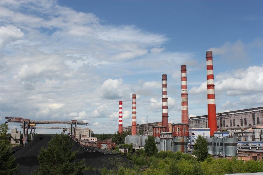 Новые турбины установят на Северской ТЭЦ в рамках модернизации станции