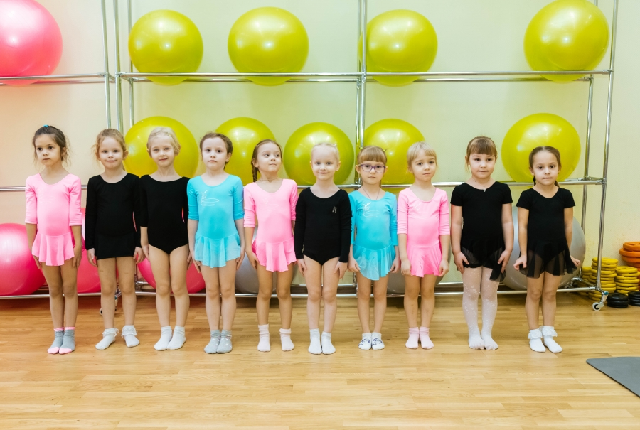 Открыт набор в группы по художественной гимнастике девочек 2015-2017г.р.
