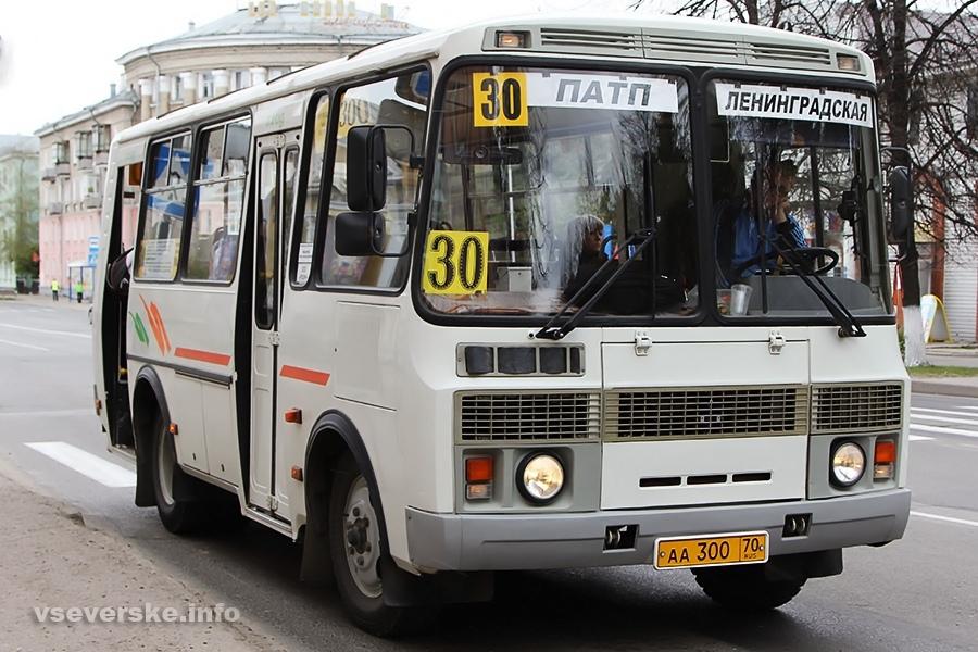 Фирма из Владимира стала перевозчиком по маршруту Северск-Томск