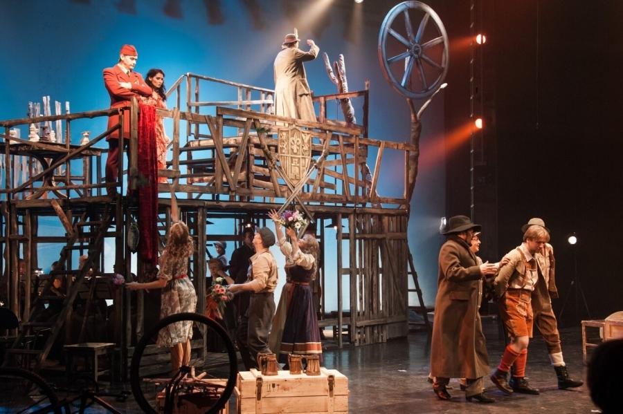 Актеры Северского музыкального театра поедут в Москву на фестиваль