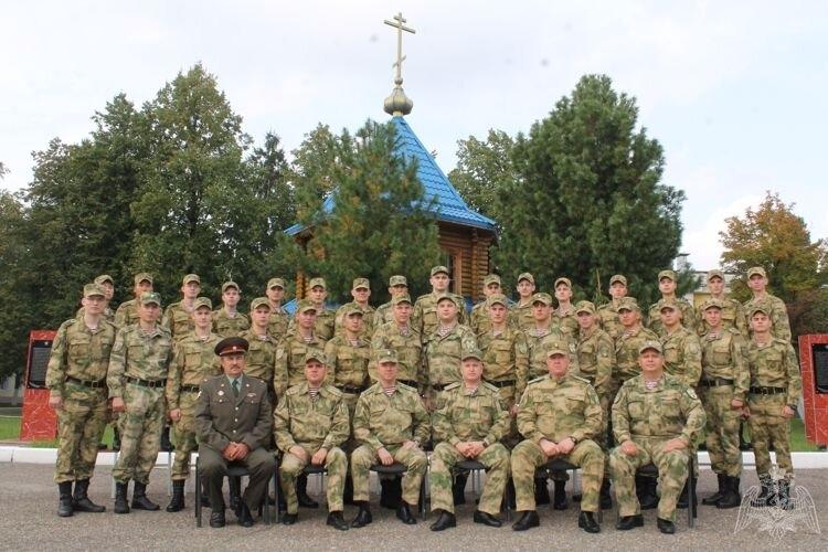 31 лейтенант пополнил ряды северского соединения Росгвардии