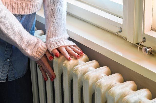 Тепло начало поступать в квартиры северчан