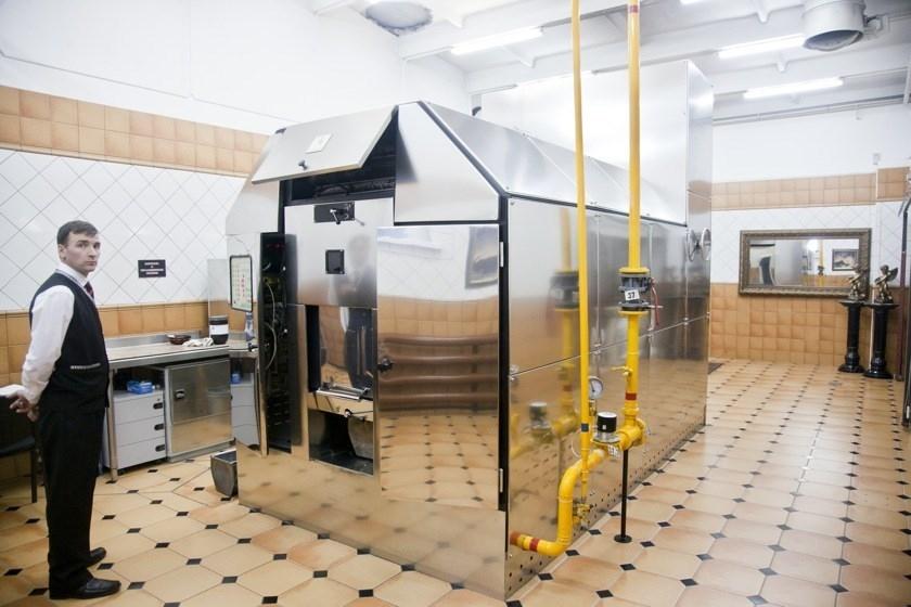 В Томске построят крематорий