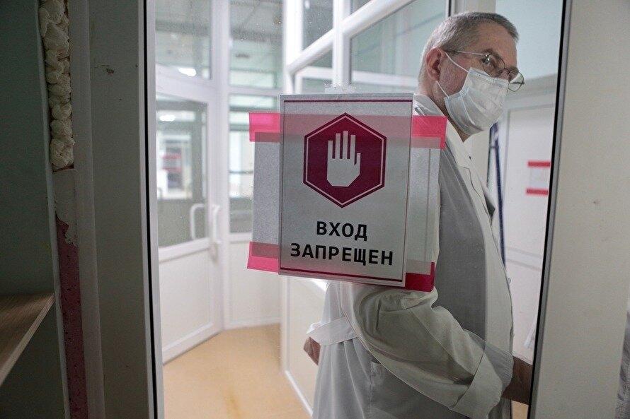 В Томской области частично отменены плановые госпитализации и прием пациентов