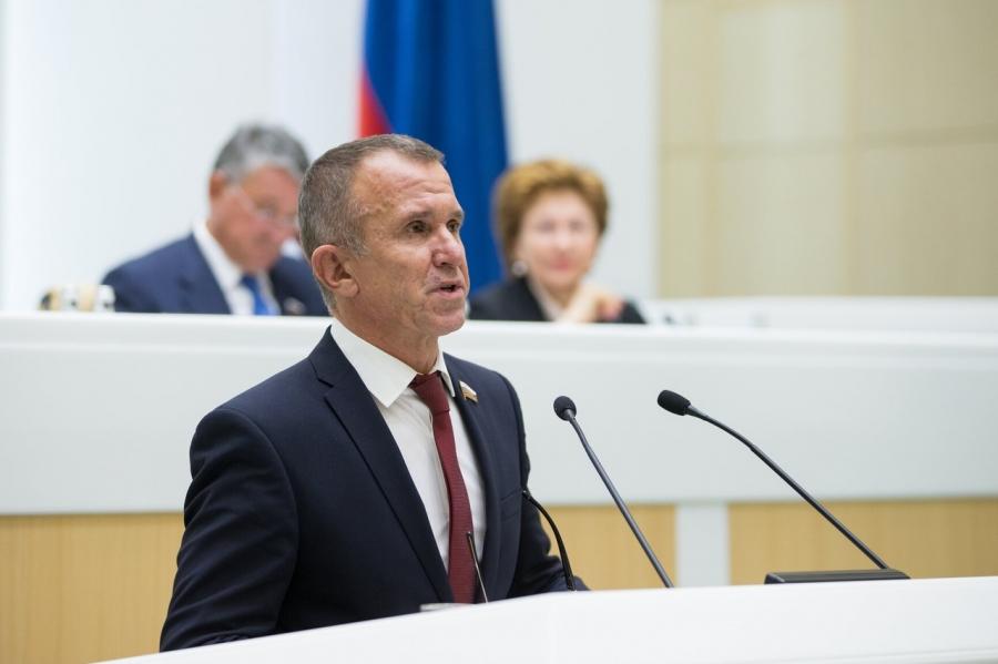 Сенатор Владимир Кравченко предложил внедрить новые меры поддержки для резидентов ТОР