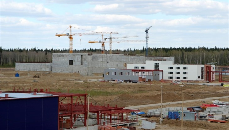 Першуков: ОДЭК в Северске будет запущен в 2029 году