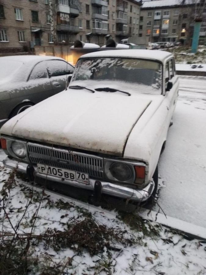 Северчан просят убрать очередные неэксплуатируемые транспортные средства