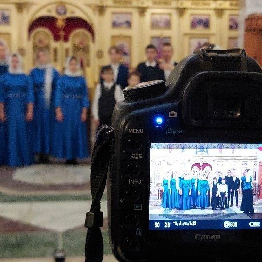 Детский хор северского храма стал победителем конкурса «Богоносная Россия»