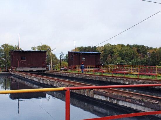 На проектные работы по модернизации канализационно-очистных сооружений Северска выделили 71 миллион рублей