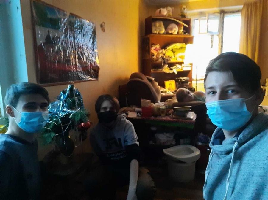 Студенты СПК присоединились к всероссийской акции помощи «Мы вместе»