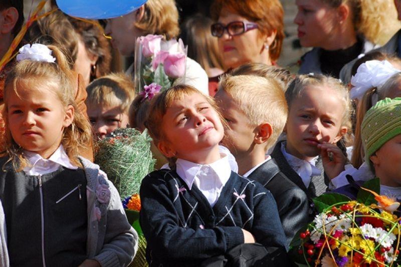 В школах региона прием заявлений в первый класс стартует 1 апреля