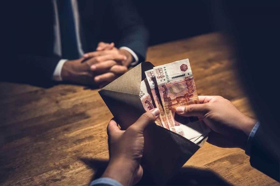 Средняя сумма взятки в Томской области в 2020 году составила 276 тысяч
