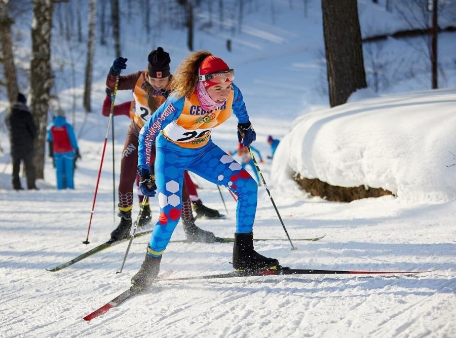 XXIX соревнования по лыжным гонкам в честь шестикратной Олимпийской чемпионки Любови Егоровой прошли в Северске