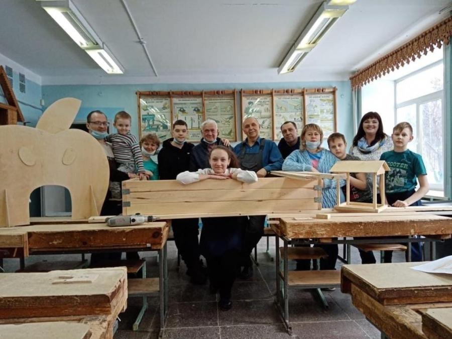 В городе прошли мастер-классы по техническому творчеству