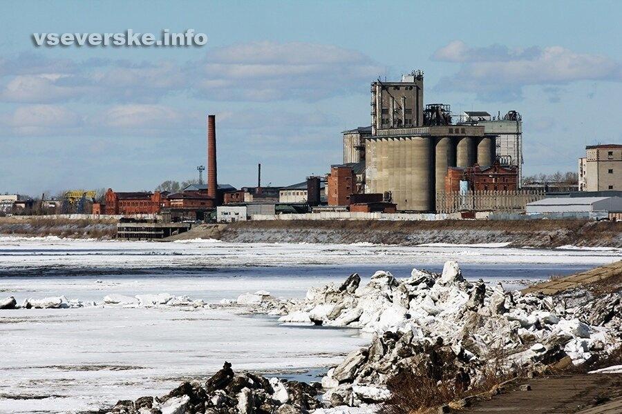 Комиссия по ЧС в Томской области допускает сложный сценарий весеннего половодья