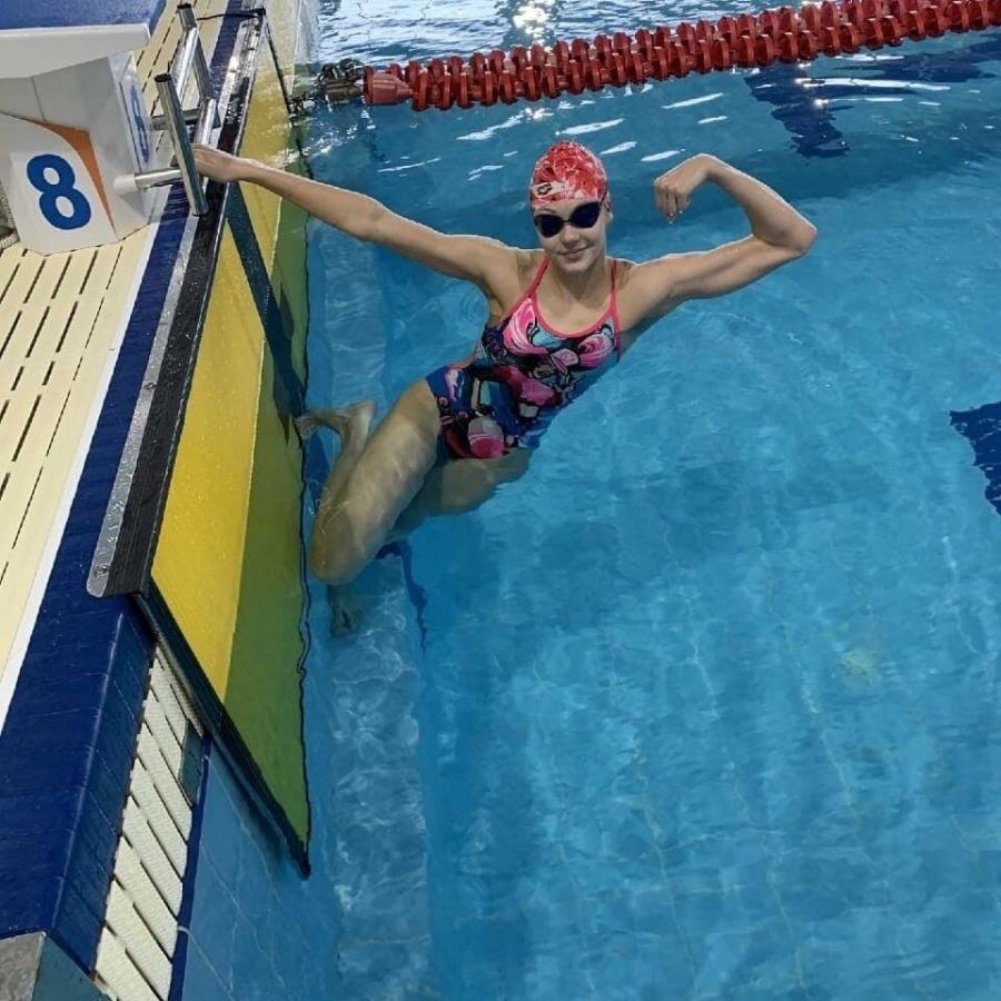 Северчане успешно выступили на Чемпионате и Первенстве СФО по плаванию
