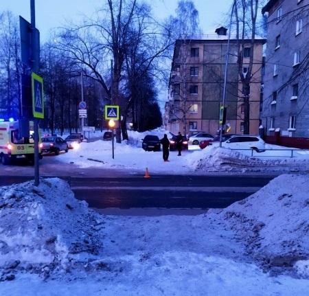 На улице Ленина 64-летняя женщина оказалась под колесами автомобиля