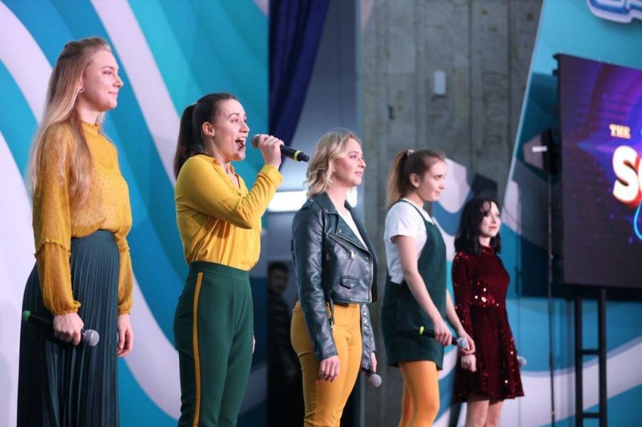 Северчанки в составе команды «Вояж» прошли в премьер-лигу КВН