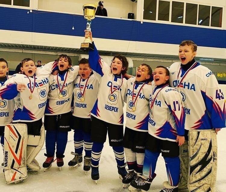Хоккейный кубок «Смены-2011»