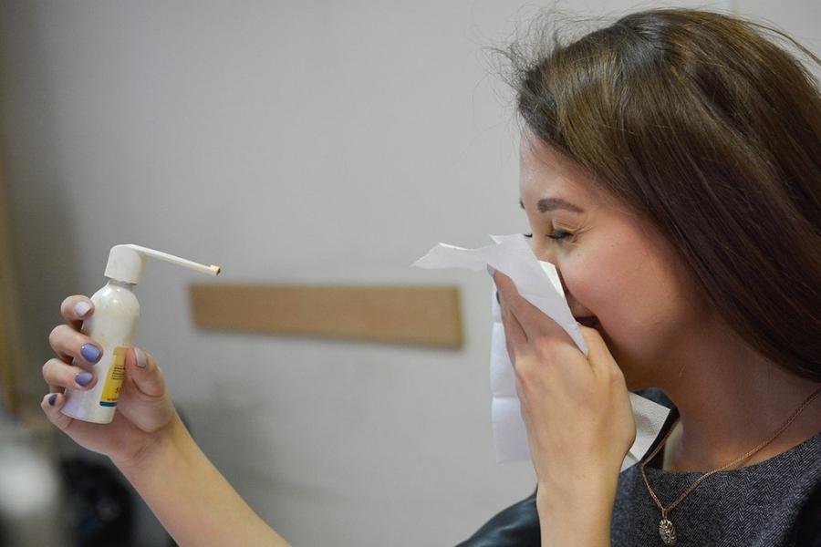 Заболеваемость ОРВИ не превышает пороговых уровней