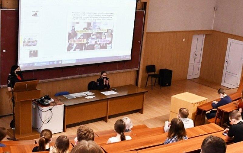 Стартовал первый этап оперативно-профилактической операции «Дети России – 2021»