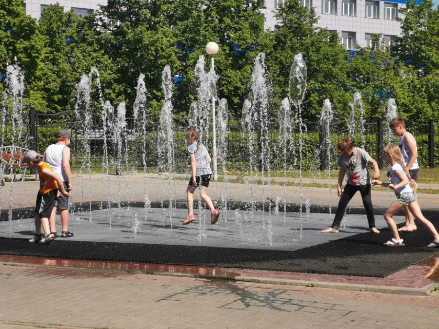 Потепление придёт в Томскую область в начале следующей недели
