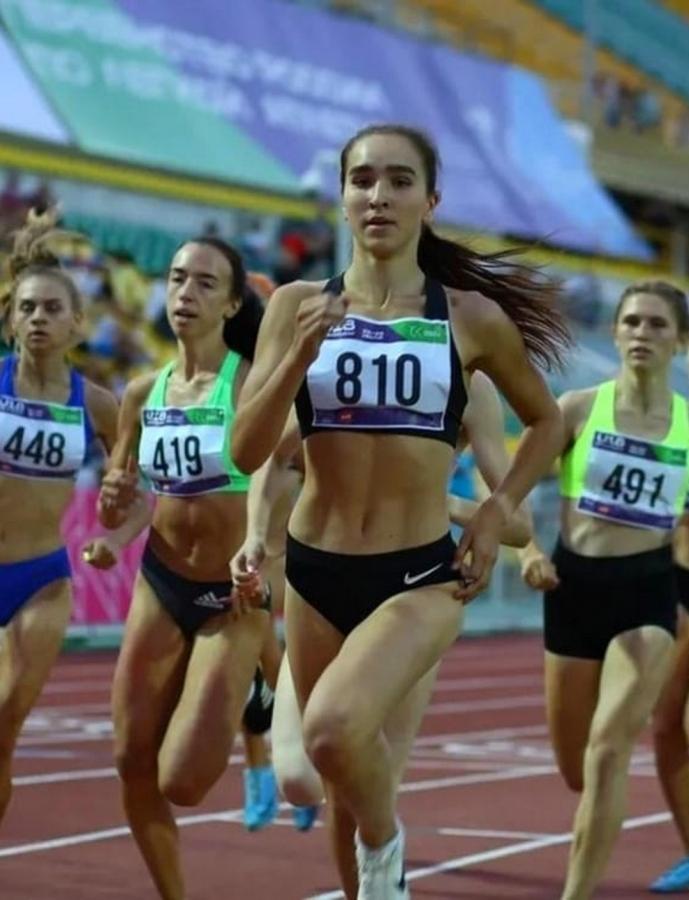 Екатерина Шмарина и Анастасия Ремезова – победители первенства России по легкой атлетике