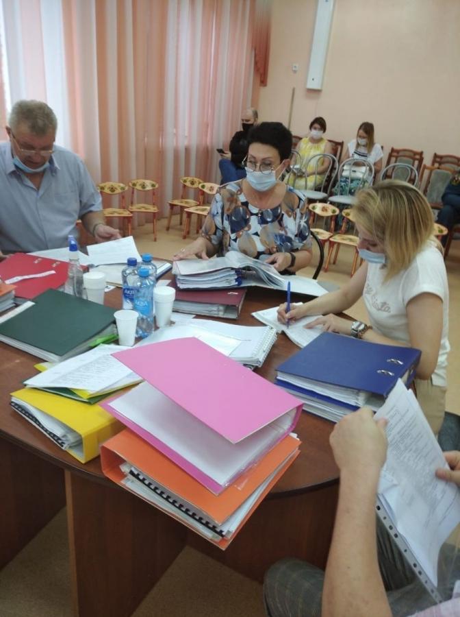В Северске начала работу комиссия по приемке образовательных организаций к новому учебному году