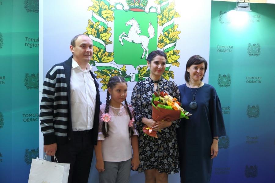 Северская семья победила на всероссийском конкурсе «Семья года»