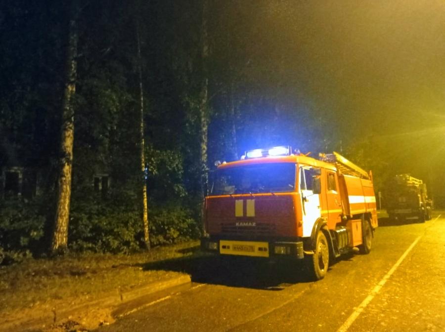 На прошлой неделе в Северске произошло 7 пожаров