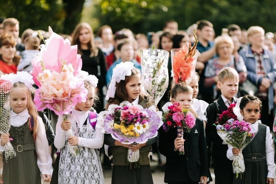 Учебный год для школьников Томской области начнется в очном формате