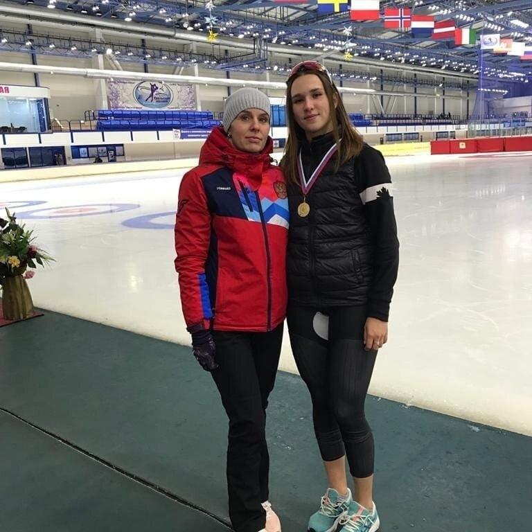 Летний кубок Союза конькобежцев России