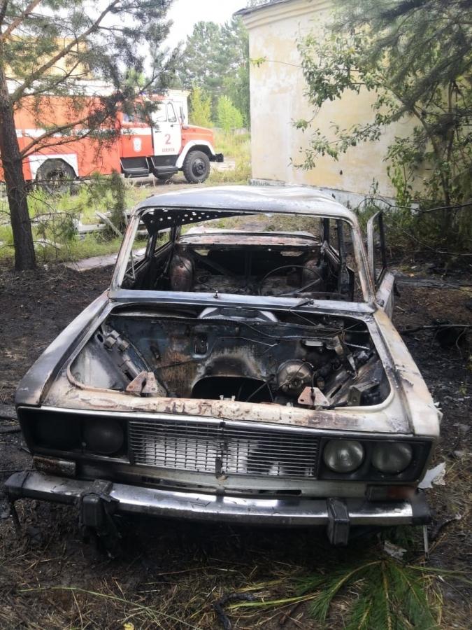 На прошлой неделе в Северске произошло 2 пожара